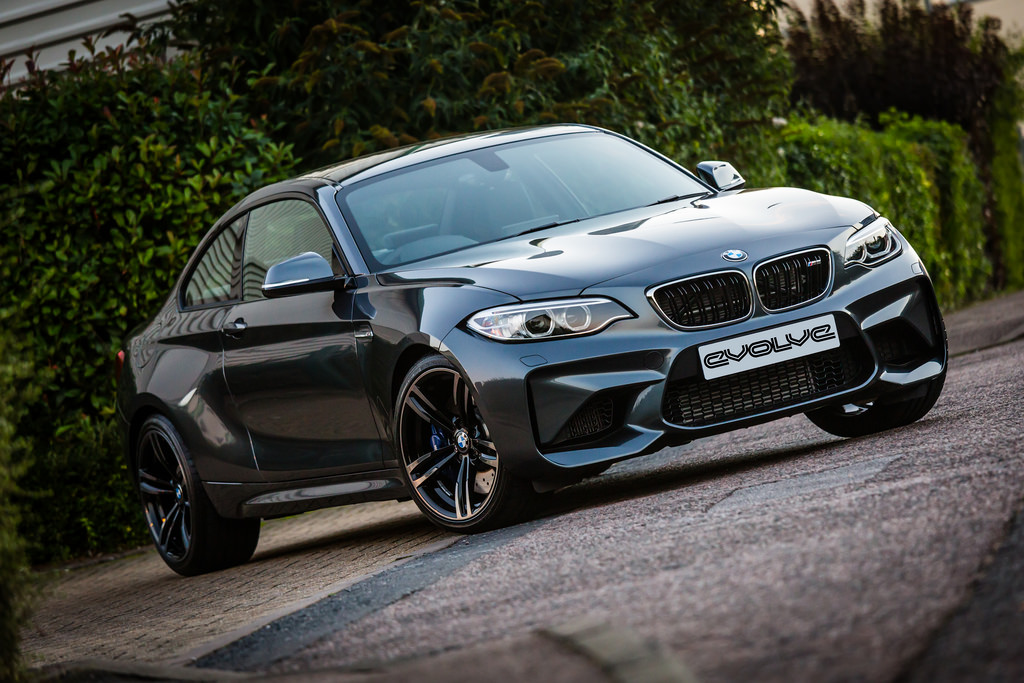 F87 M2 Project 'Starla' Gets Carbon Ceramic Brakes