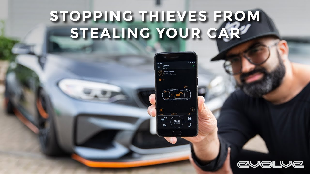 Protecting our M2, M3 and M5 from relay theft and car jacking - Pandora Alarm Systems