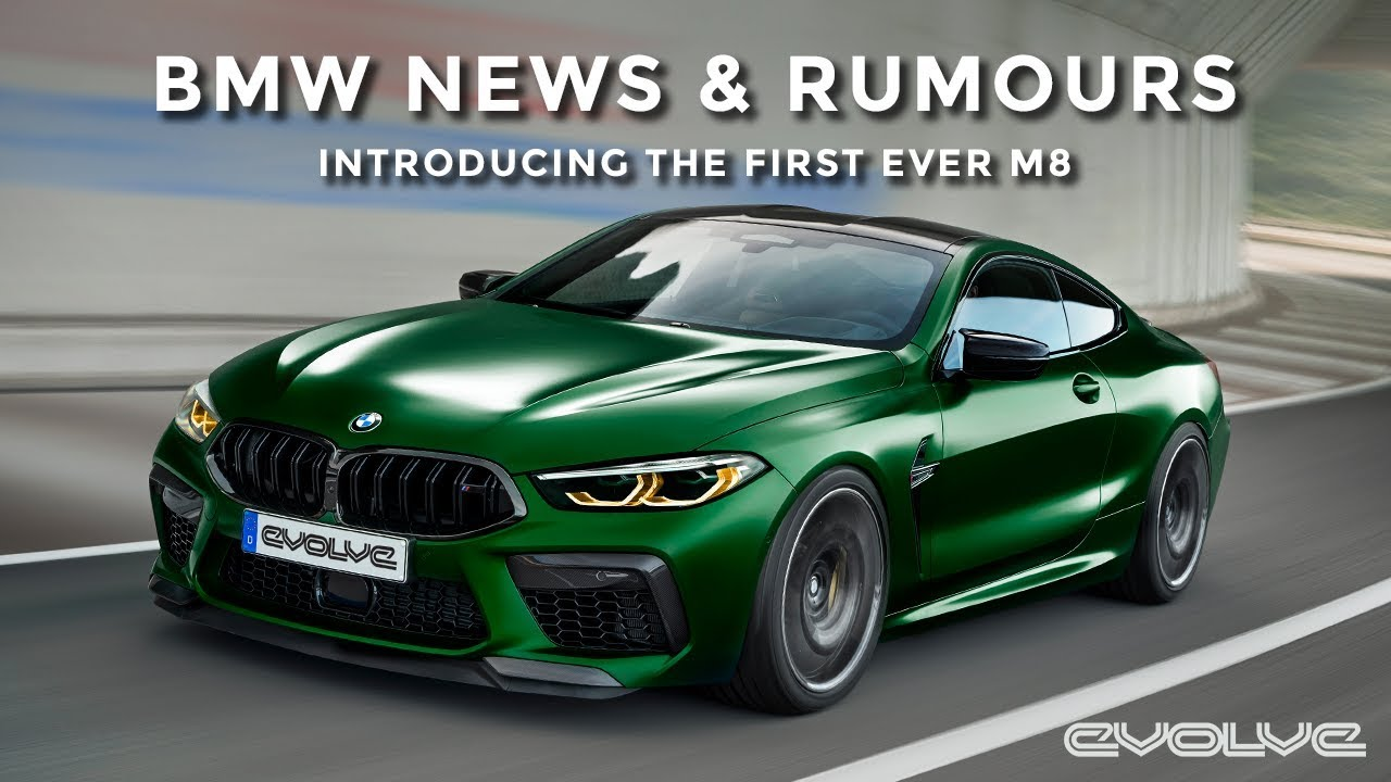 BMW News & Rumours - The new M8 Competition is here! 4.4L V8 Twin Turbo 4WD Super Coupe