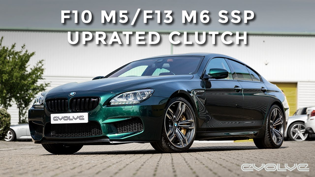 F06 M6 GC - SSP Spec-R Uprated Clutch for F10 M5/F13 M6