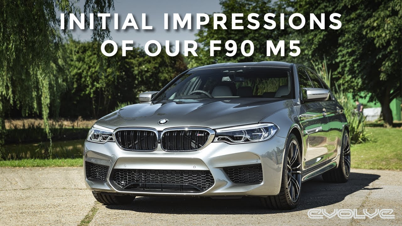 Initial Impressions of our F90 M5