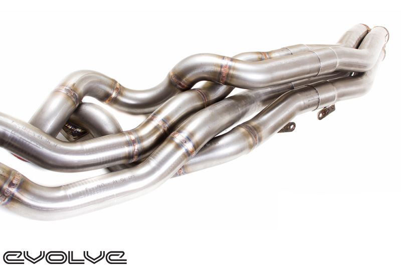Evolve E39 & E6X M5 Headers