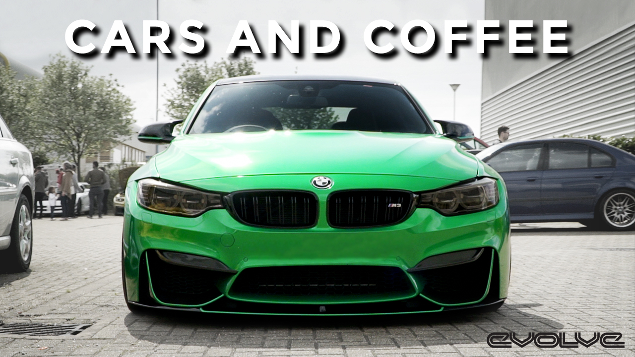 ​Cars & Caffeine At Evolve Automotive - Featuring F80 M3 & Dodge Viper ACR