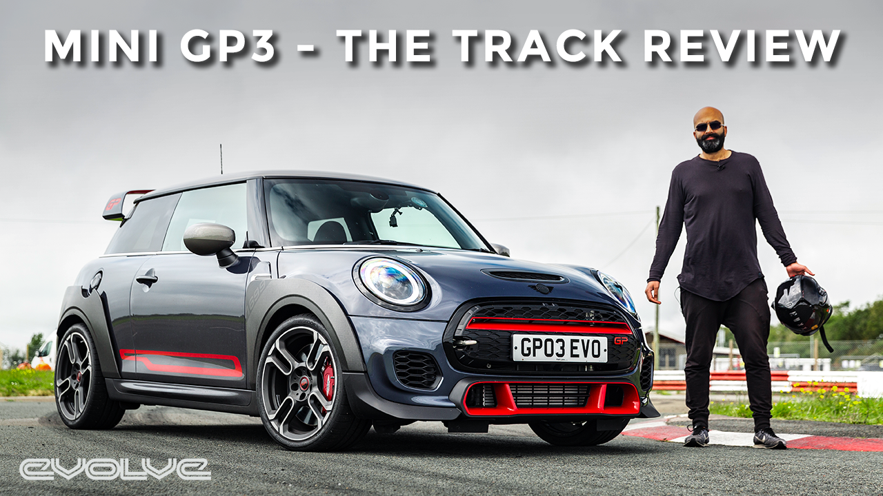 First Trackday for our Mini GP3 - Feat. @Joe Achilles ​