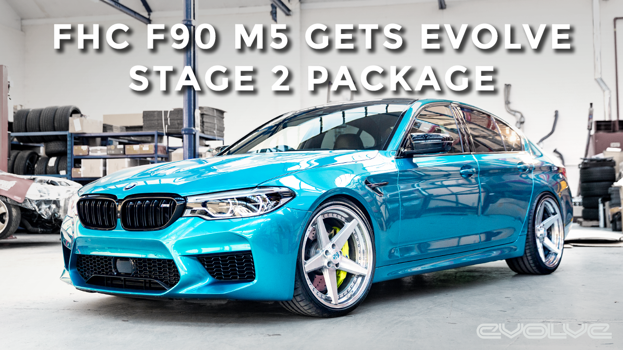 Unleashing the F90 M5 with our Stage 2 Package - Supersprint Catless Downpipes + ECU Tune