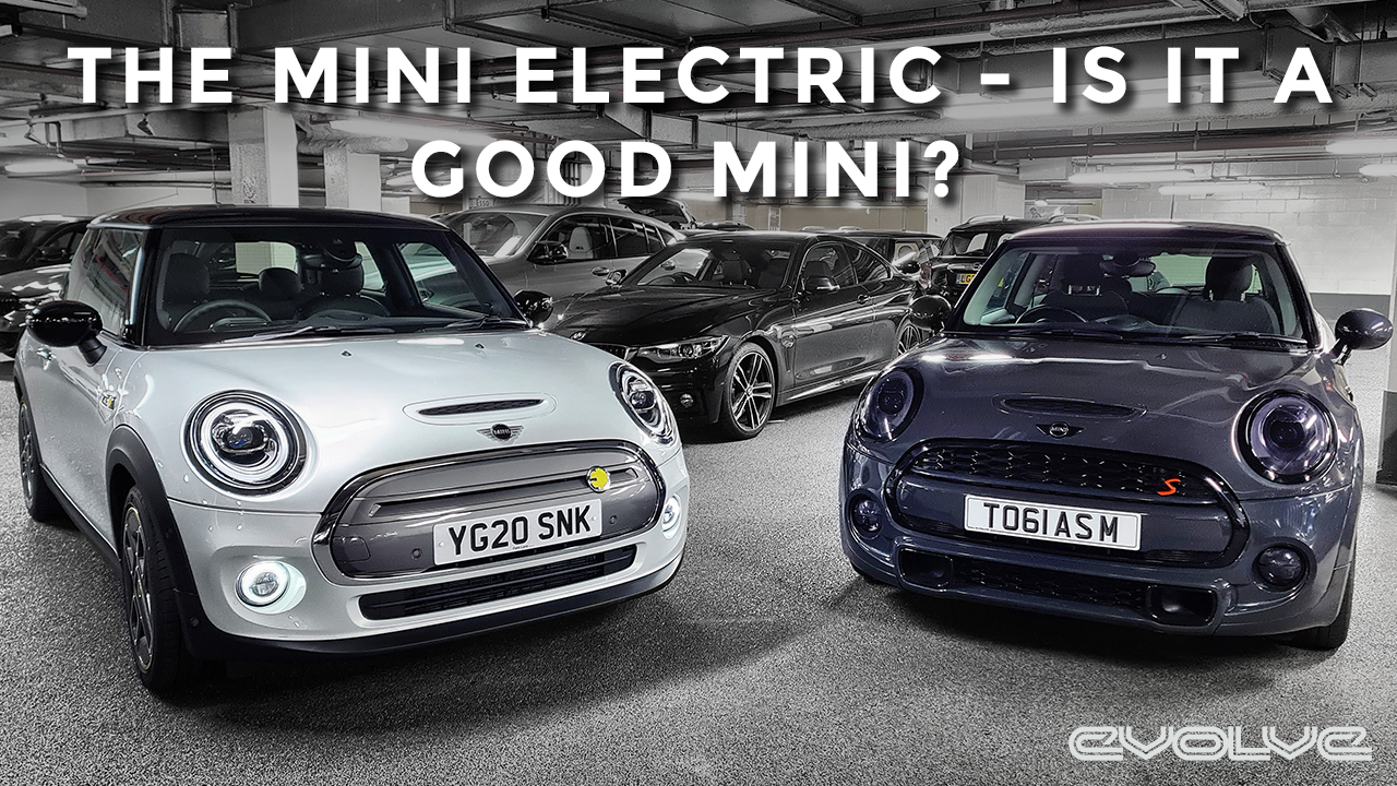 Is the new Mini Electric Cooper S still a fun drivers car?