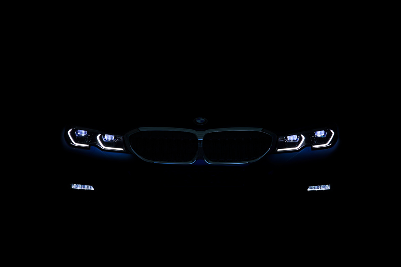 BMW Unveiled The New 3 Series