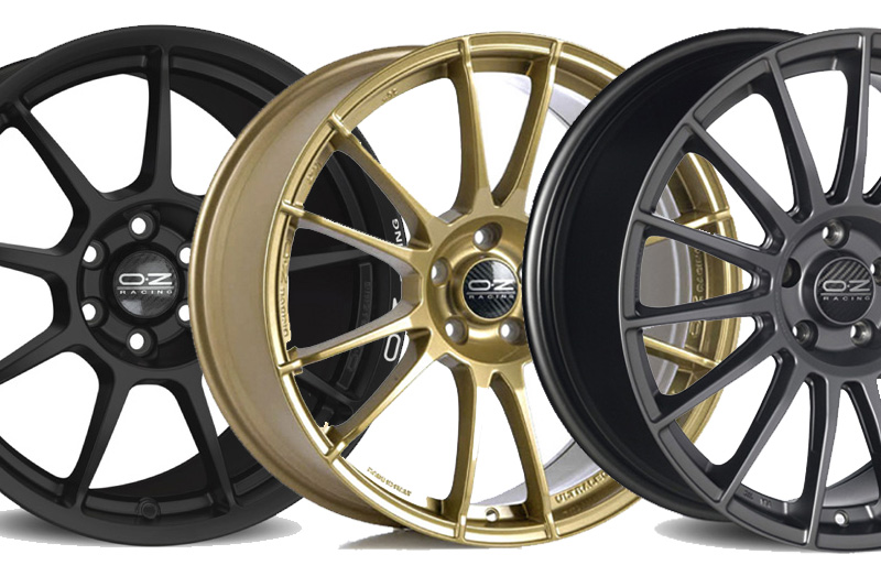 OZ Racing Wheels Now Available