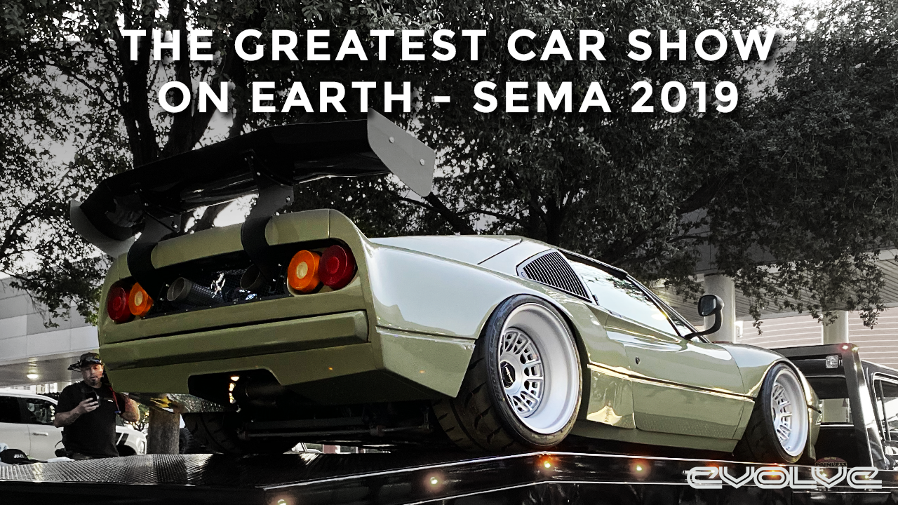 Welcome to SEMA 2019