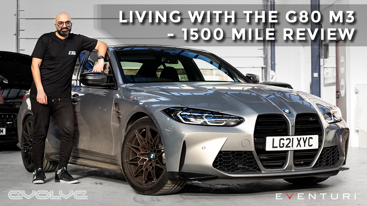 Living with the G80 M3 - 1500 Mile Review Update