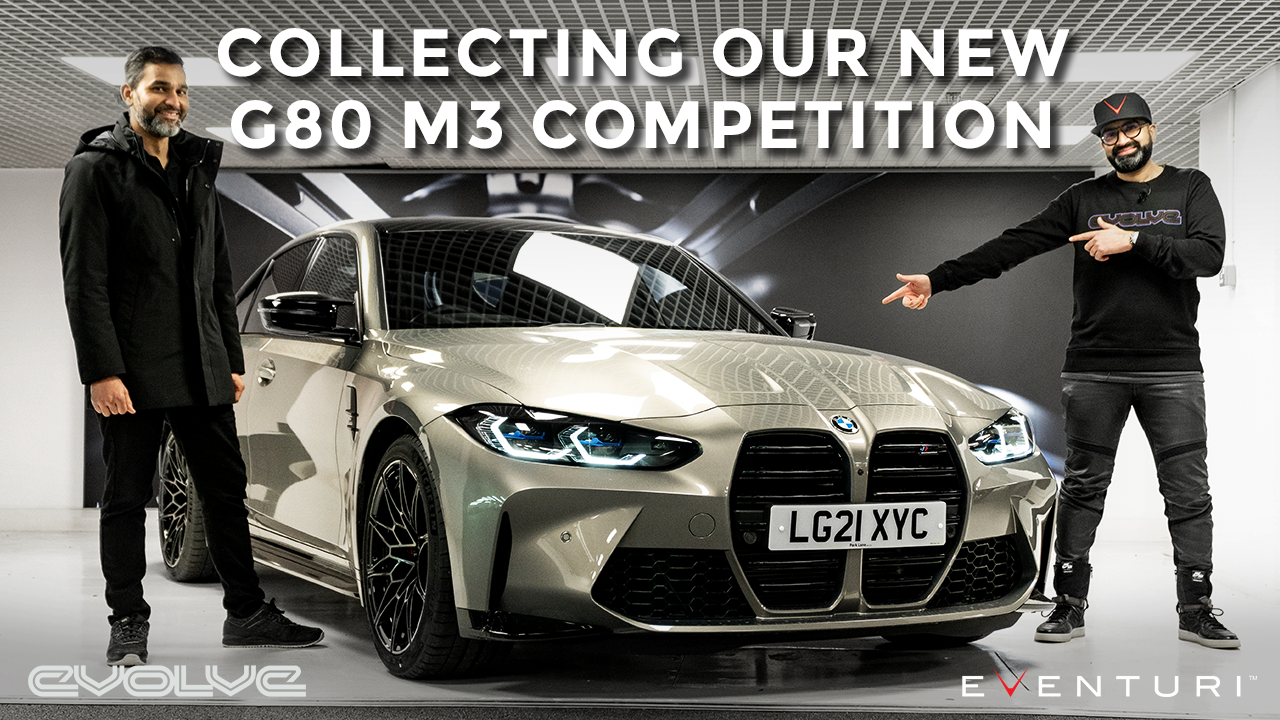 Collecting our new G80 M3 Competition! Development + Modification Plans