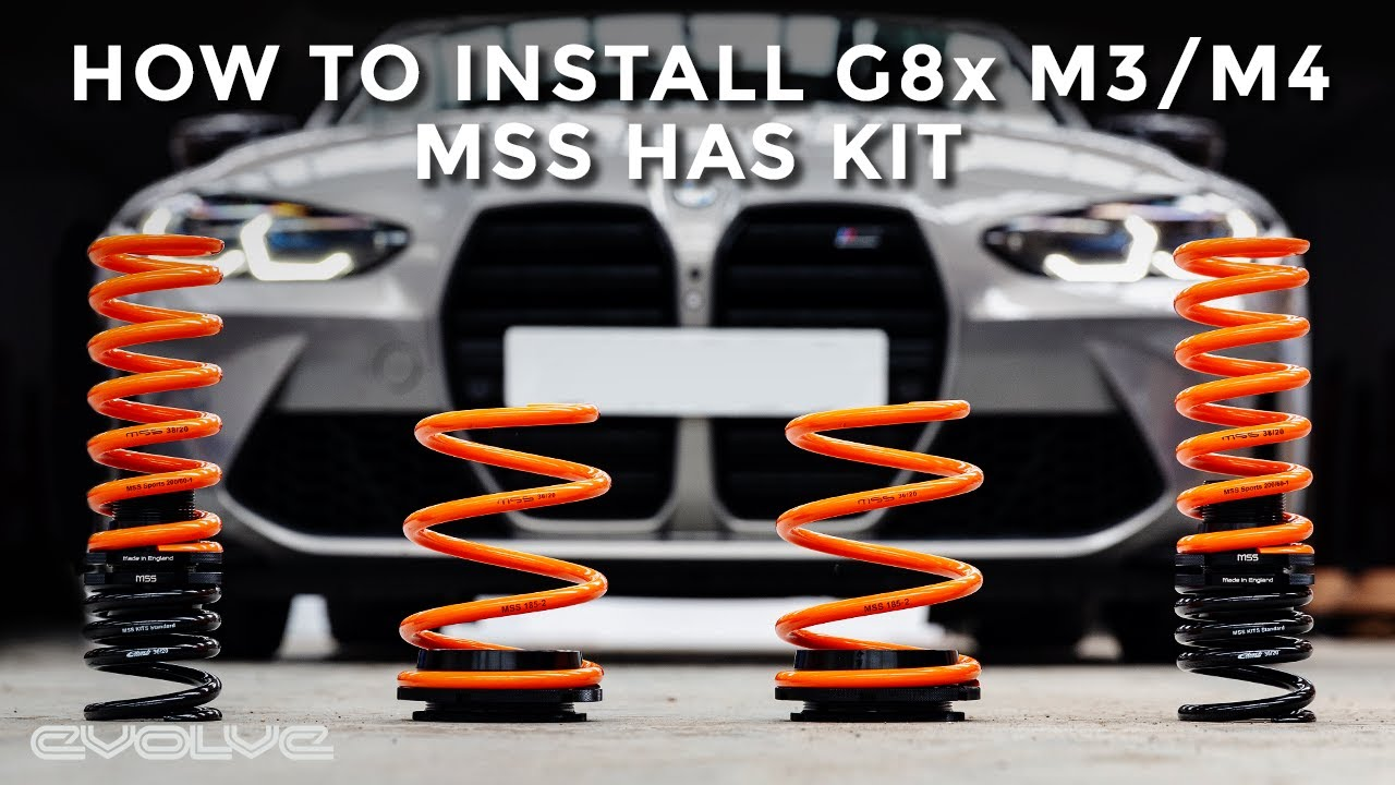 G80 M3/G82 M4 MSS HAS Install Guide