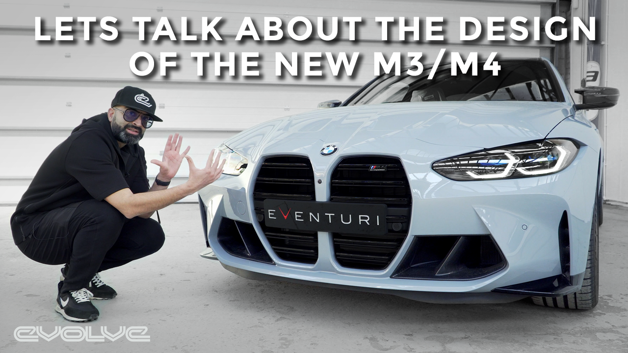 Let's talk about the new G80 M3/M4's Design