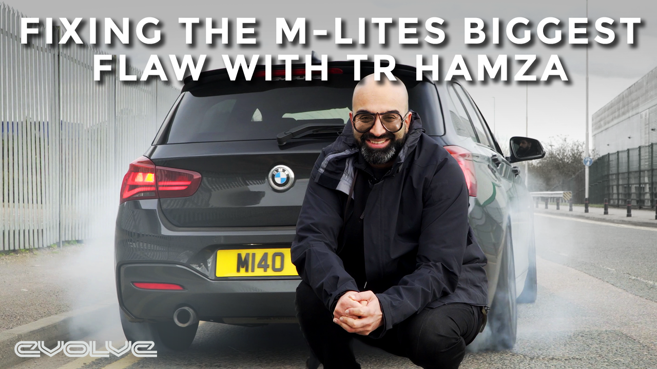 Fixing the M140i's Biggest Flaw, the Open Diff! - Wavetrac LSD with @TR Hamza