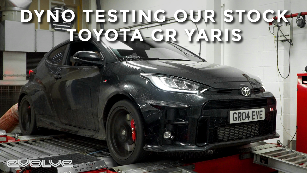 Toyota GR Yaris Stock Dyno Runs - How much power does it really make?